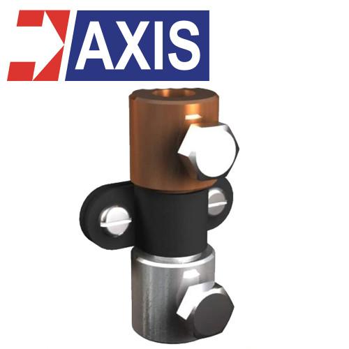 AXIS Bi-Metallic Connector - CU Conductor to AI Conductor 35-50 mm. Model. BMCC3550