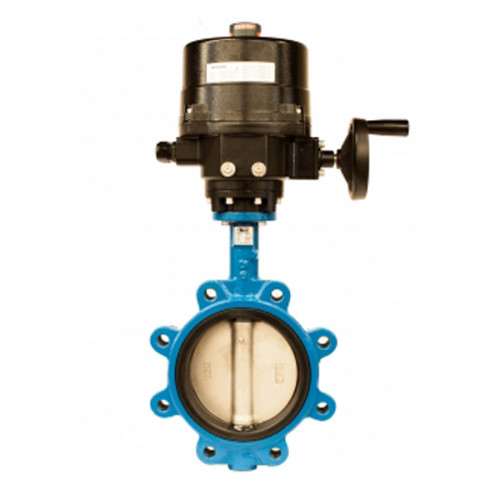 VALOR Ductile Iron Butterfly Valve Wafer Type SUS304 ,PN16. Model. V601W