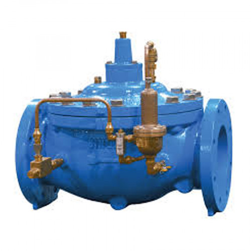 VALOR Pressure Reducing Valves Scewed Ends PN25 Model. 200X