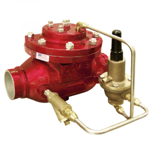 OCV Pressure Reducing Control Valve Flange End Class300 Model. G01C129FCF15150  6 Inch.