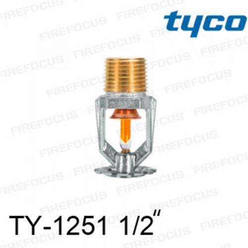 สปริงเกลอร์ แบบเพนเด้นท์ สีส้ม TY-B 135F รุ่น TY-1251 (K2.8) 1/2 นิ้ว ยี่ห้อ TYCO