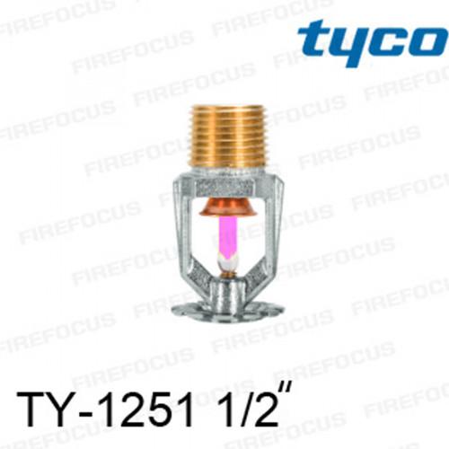 สปริงเกลอร์ แบบเพนเด้นท์ สีม่วง TY-B 360F รุ่น TY-1251 (K2.8) 1/2 นิ้ว ยี่ห้อ TYCO