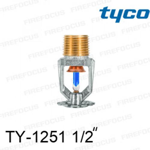 สปริงเกลอร์ แบบเพนเด้นท์ สีน้ำเงิน TY-B 286F รุ่น TY-1251 (K2.8) 1/2 นิ้ว ยี่ห้อ TYCO