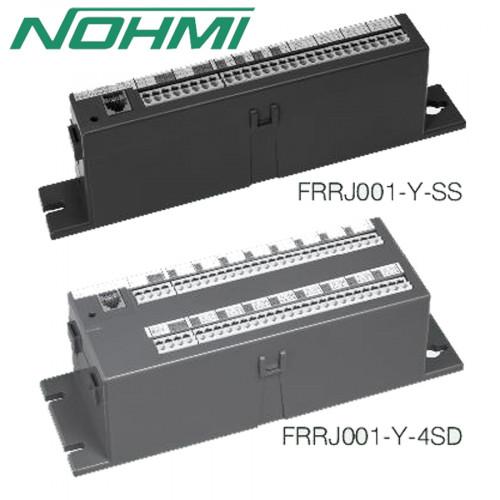 อุปกรณ์ตรวจสอบภายนอกอื่นๆ Dry Contact (4 Detactor Addresses/16 Circuit) O/P Module รุ่น FRRJ001-Y-4S