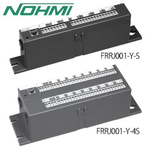 O/P Module 4 Circuit รุ่น FRRJ001-Y-S ยี่ห้อ NOHMI