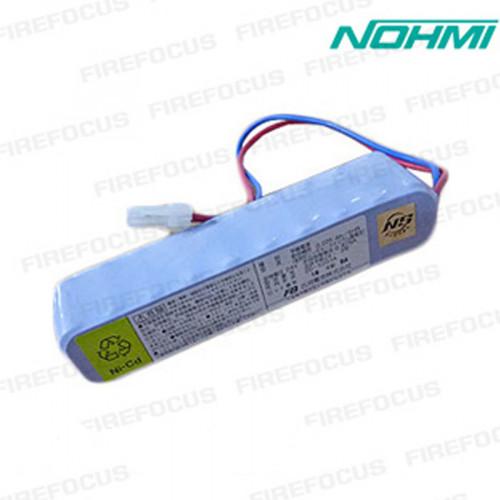 แบตเตอรี่สำรองสำรับตู้ 50 โซน (Ni-Cd Battery) ขนาด 24V ,1.2 Ah