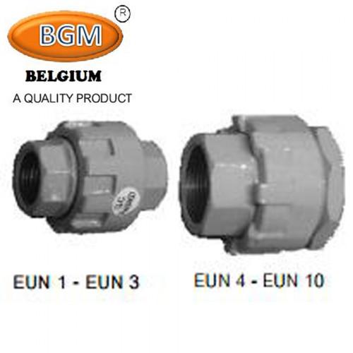 อุปกรณ์ฟิตติ้งกันระเบิด Union รุ่น EUN ยี่ห้อ BGM