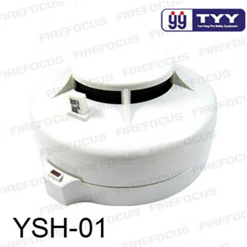 TYY Combination Smoke and Fixed Temp. Heat Detector Model. YSH-01