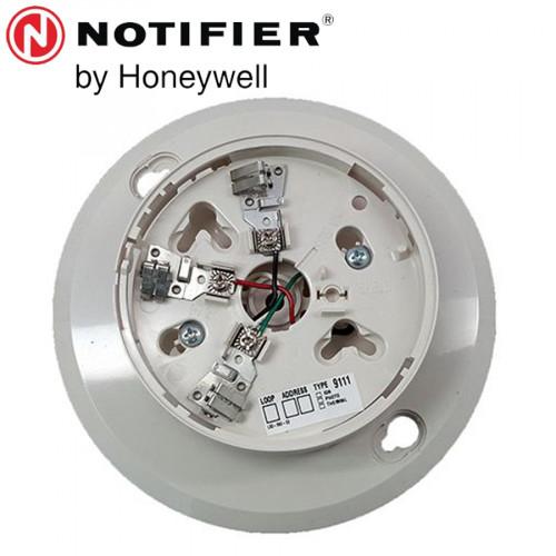 NOTIFIER Intelligent Base Detector with Sounder Base Model. B501-BH2