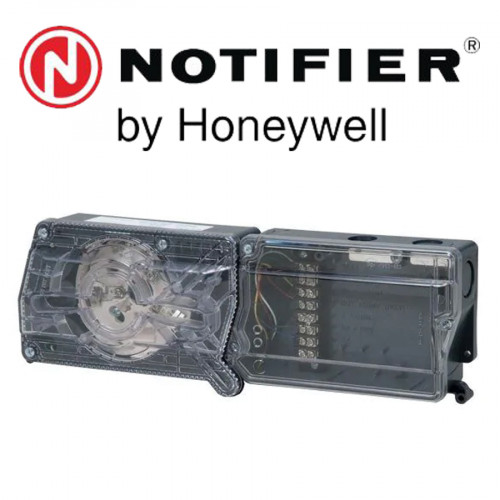 NOTIFIER Intelligent Addressable Dust Detector with FSP-851 Model. DNR
