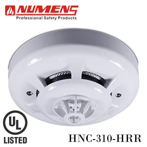 NUMENS อุปกรณ์ตรวจจับความร้อน Relay Output จับอุณหภูมิ 59°C ไม่รวมฐาน รุ่น HNC-310-HRR