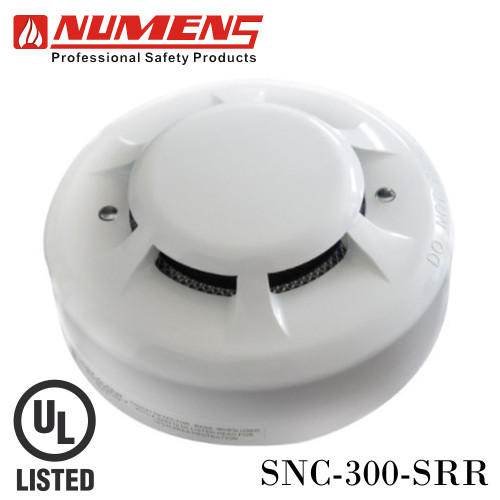 NUMENS Conventional Photoelectric Smoke Detector without Base Model. SNC-300-SRR