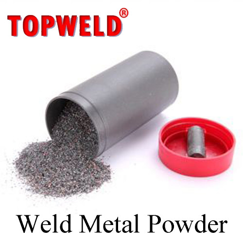 TOPWELD Weld Metal Powder For Cable, Rod, Bus Bar, Rebar, Steel, Pipe size 250 g. Model. 250 S