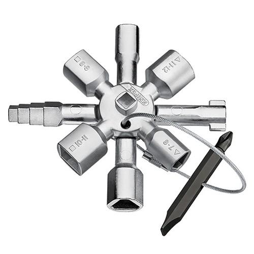 KNIPEX กุญแจ อเนกประสงค์ TWINKEY รุ่น 001101