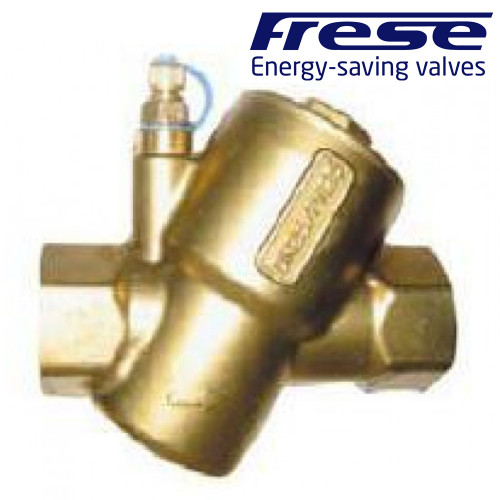 FRESE Automatic Balancing Valve Screw End c/w 1