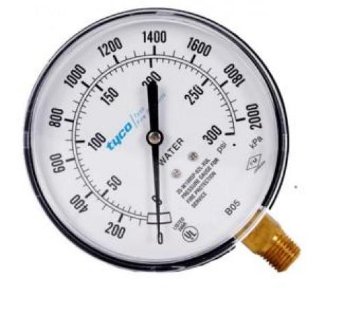 TYCO Pressure Gauge 4