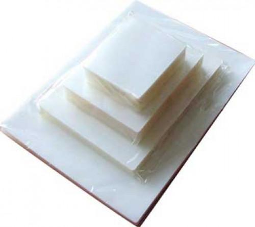 พลาสติกเคลือบบัตรหนา 250 ไมครอน ขนาด A4