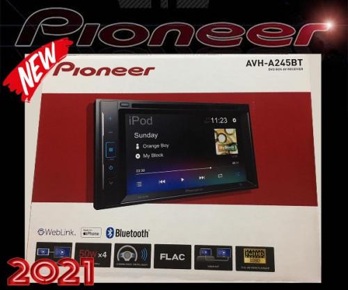 PIONEER  AVH-A245BT (New2021) 4