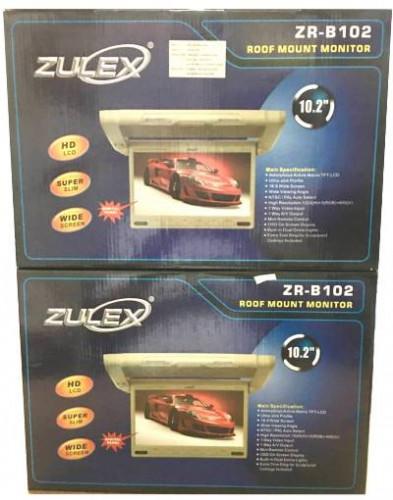 Zulex ZR-B102  จอเพดาน