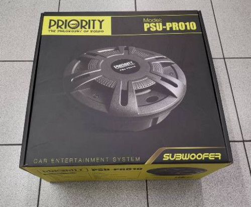 Prioirty PSU-PRO10
