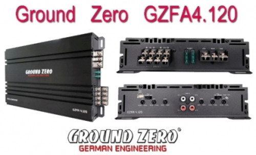 Ground Zero GZFA 4.120
