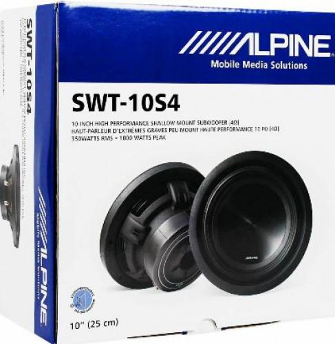 Alpine SWT-10S4