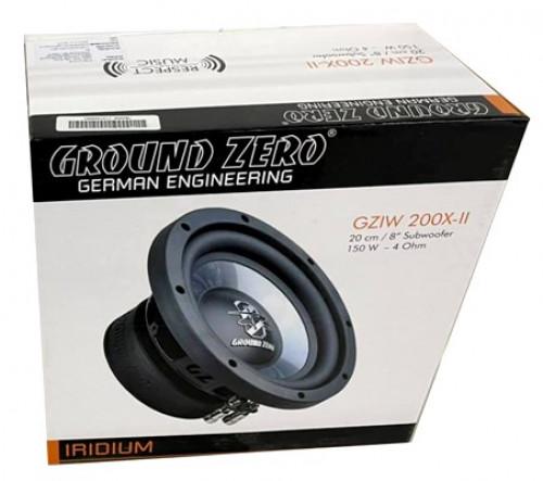Gorund Zero GZIW 200X-II