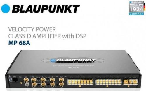 BLAUPUNKT MP 68A  (แอมป์ 8Ch+DSP)