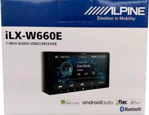 ALPIND  iLX-W660E