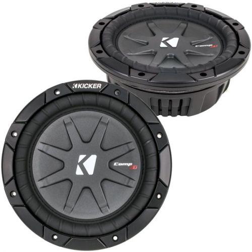 Kicker CompRT8 (ซับบาง)