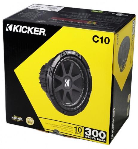 Kicker Comp C10 (วอยซ์เดี่ยว)