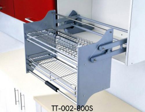 ตะแกรงลิฟยกขึ้น-ลง สแตนเลส ขนาด 80 ซม. (TT-002-800S)