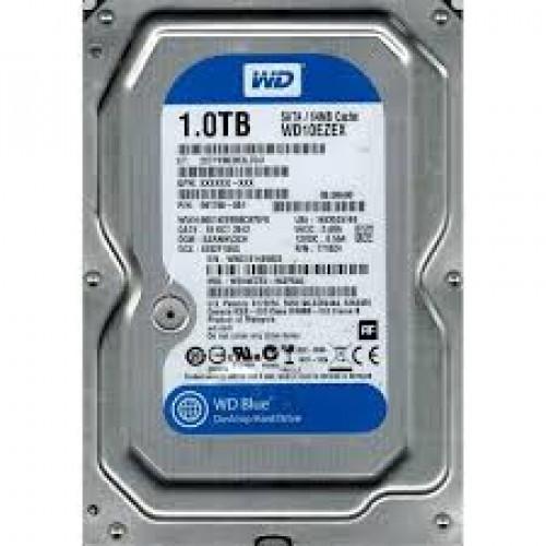 HDD WD 1TB BLUE WD10EZEX  W.3Y