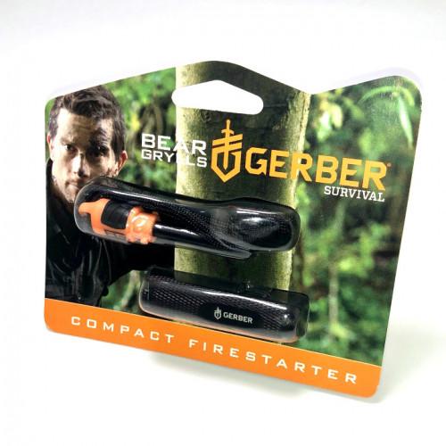 แท่งจุดไฟ Gerber Compact Fire Starter ( 31-002554 ) 3