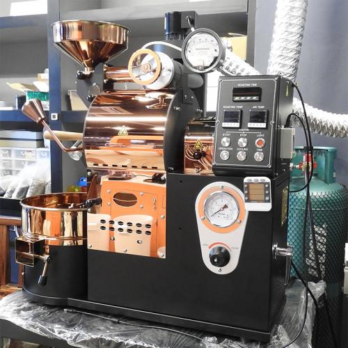 เครื่องคั่วกาแฟ 1 กิโลกรัม แก๊ส 1614-112