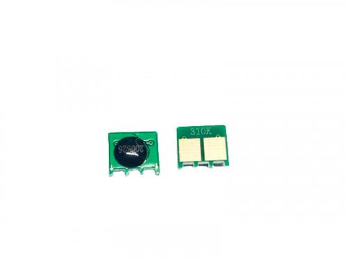 ชิปตลับหมึกสีดำ CE310A HP CP1025/Pro100-MFP M175a