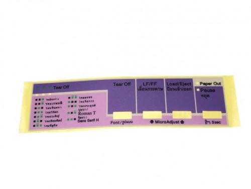 Epson LQ300+/300+II Sheet Panel