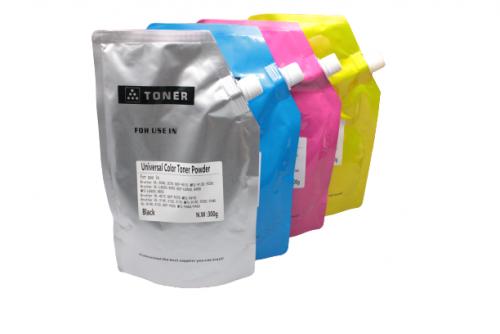 Brother Color toner Powder Set (4สี)