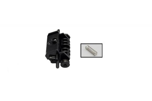 ตัวส่งกระดาษในชุดทำความร้อน HP Laserjet P2035/2055/Pro400 M401/M425 Fuser Delivery Roller W/Spring