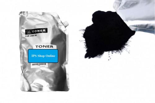 ผงหมึกเติมสีดำเกรดพรีเมี่ยม 1kg สำหรับเครื่องเลเซอร์ HP /Canon Univesal