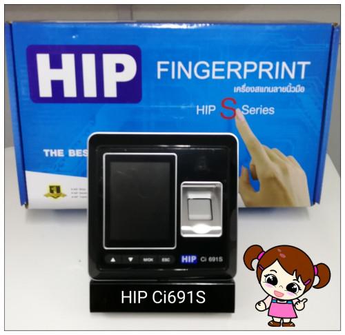 เครื่องสแกนลายนิ้วมือ HIP Fingerprint Ci691S