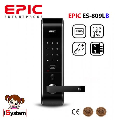 EPIC ES-809LB Digital door lock ล๊อคอัตโนมัติจากประเทศเกาหลี