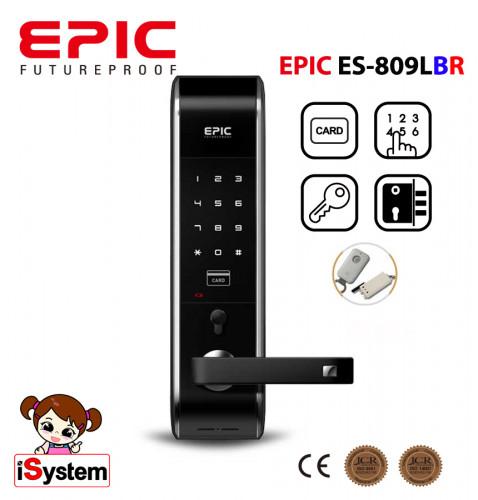 EPIC ES-809LRB Digital door lock ล๊อคอัตโนมัติจากประเทศเกาหลี