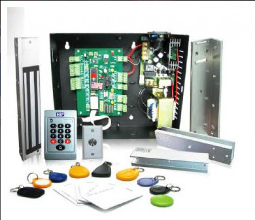 Wiegand Controller System