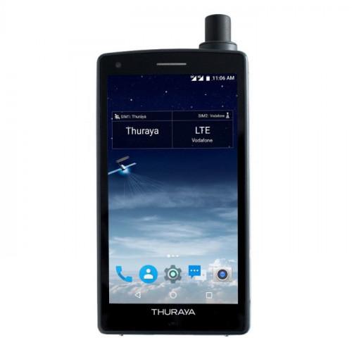 โทรศัพท์ดาวเทียม Thuraya X5-Touch สมาร์ทโฟนระบบ Android