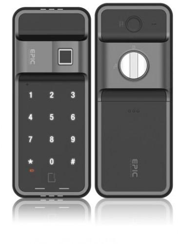 EPIC ES-F500D Digital door lock ล๊อคอัตโนมัติจากประเทศเกาหลี(สำหรับประตูบานสวิง)
