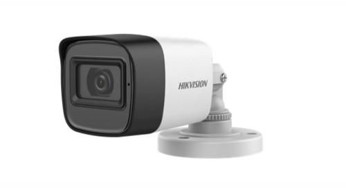 กล้องวงจรปิด Hikvision DS-2CE16D0T-ITFS CCTV 2MP IR 30m. มี Mic. ในตัว