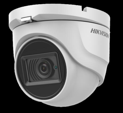 กล้องวงจรปิด Hikvision DS-2CE76D0T-ITMFS CCTV 2MP IR 30m. มี Mic. ในตัว