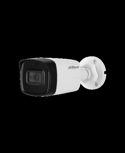 กล้องวงจรปิด Dahua HAC-HFW1200TLP-A CCTV 2MP IR 80m. มี Mic. ในตัว