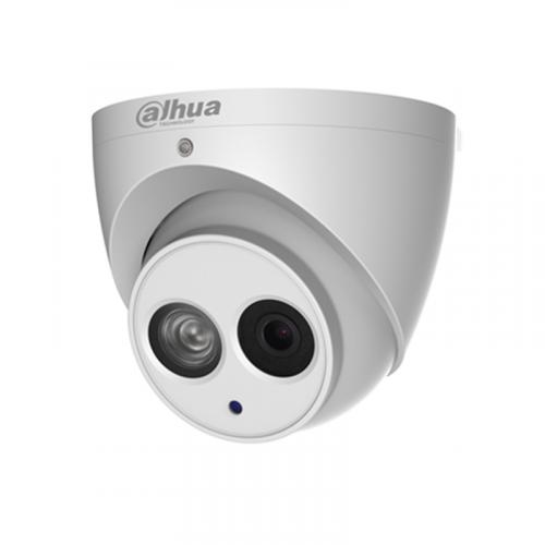 กล้องวงจรปิด Dahua HAC-HDW1200EMP-A CCTV 2MP IR 50m. มี Mic. ในตัว